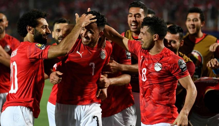 المنتخب المصري يفوز على الكونغو الديمقراطية ويتأهل لدور ال16