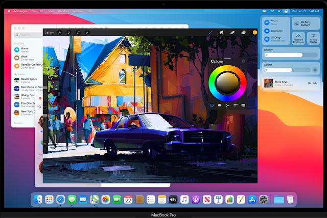 Procreate は Mac へ移植せず