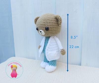 Amigurumi for beginners – Tremendu Crochet | 336x400