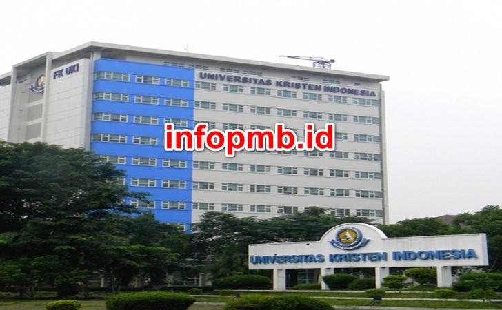 Jadwal Penerimaan Mahasiswa Baru (UKI) Universitas Kristen Indonesia