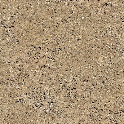 Seamless ground dirt texture