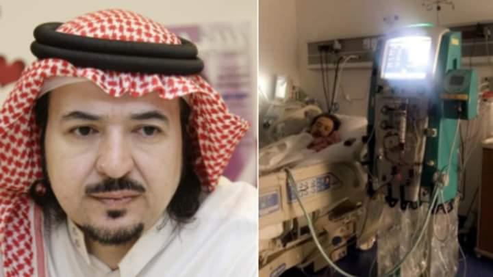 الفنان السعودي خالد سامي يفيق من غيبوبته