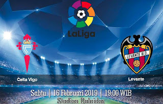 Prediksi Celta Vigo vs Levante 16 Februari 2019