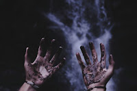 Unclean hands Photo by Ian Espinosa on Unsplash