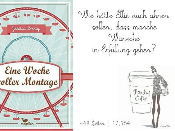 REZENSION || EINE WOCHE VOLLER MONTAGE ~ JESSICA BRODY