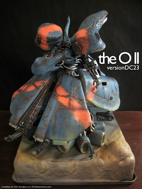 custom MG The O verDC23 photo