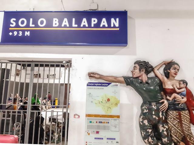Wisata malam Solo, Menikmati mural street dan keroncong night (2) - jurnaland.com