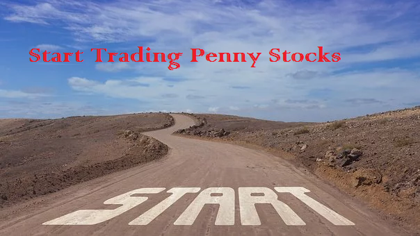Start Trading Penny Stocks