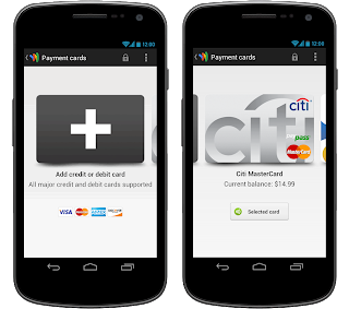 How to add any debit or credit card to Google Wallet