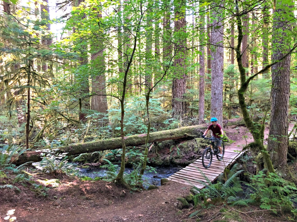 squamish, bc trails
