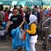Aksi Pungut Sampah  Bersama Bupati Menuju Pamekasan Bebas Sampah 2025