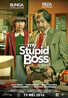 Download My Stupid Boss (2016)
