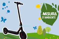 """Concorso """"A Misura d'ambiente - Carrefour"""" : vinci Monopattini Elettrici Vivo E-scooter S2 ( valore 329,99 euro)"""