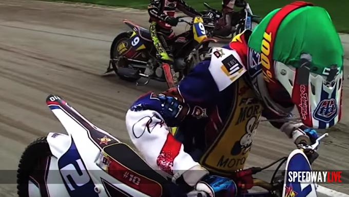 Long Track GP - Dimitri Bergé átvette a vezetést Smoliskitól