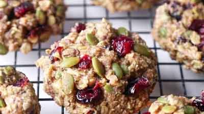 Easiest Way to Make Tasty Superfood Breakfast Cookies