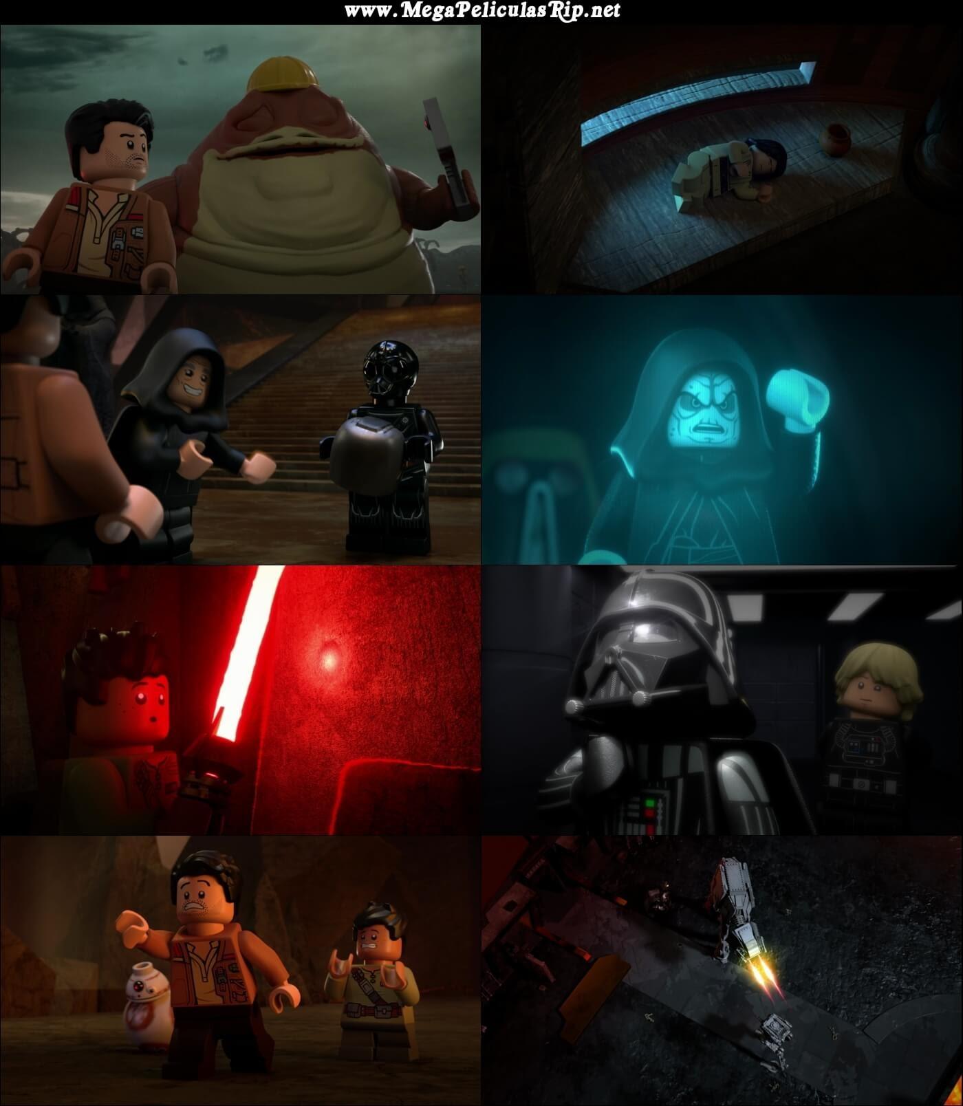 LEGO Star Wars Historias Aterradoras 1080p Latino