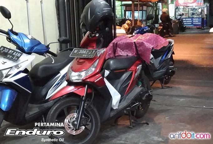 Oli Motor Terbaik Untuk Sepeda Motor Keluarga
