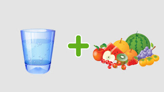 Water after Fruits bad combinations