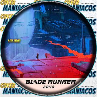 GALLETA 2BLADE RUNNER 2049 - 2017