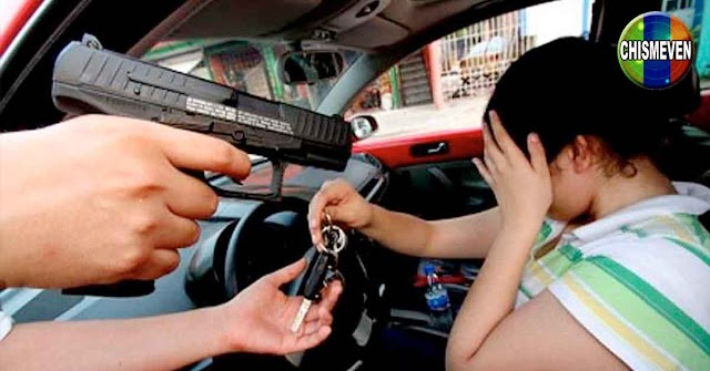 Delincuente abatido cuando cobraba el rescate por un carro robado en el Zulia