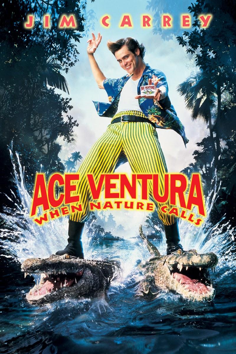 movies 90 ace ventura nature calls 90s jim carrey film comedy guy kid monopoly action same tv