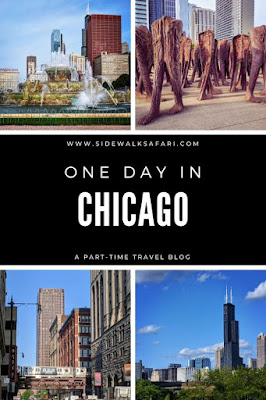 One Day in Chicago Illinois