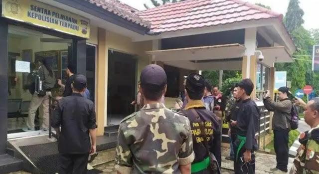 Ormas PGN, Pagar Nusa Hingga Banser Laporkan Pemilik Akun FB Arahman, Dianggap Menghina Habib Luthfi