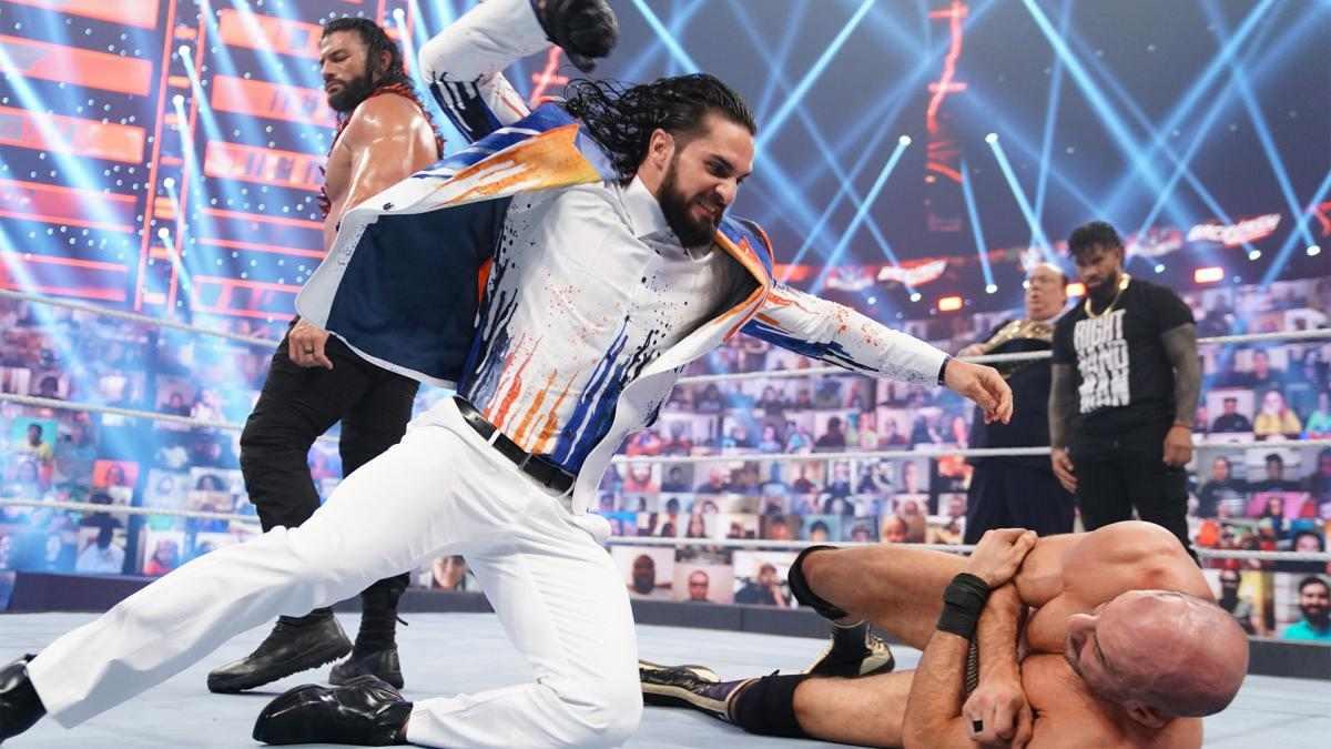 Seth Rollins explica o porquê atacou Cesaro no WrestleMania Backlash