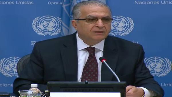 Iraq pide reunión urgente a la ONU por tropas turcas en su país
