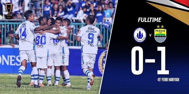 PSCS Ciacap vs Persib Bandung 0-1 Highlights Piala Indonesia 2018