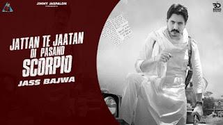 Scorpio Lyrics Jass Bajwa