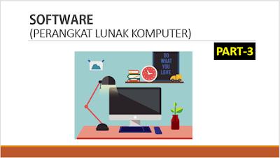 Rangkuman Materi Software Komputer