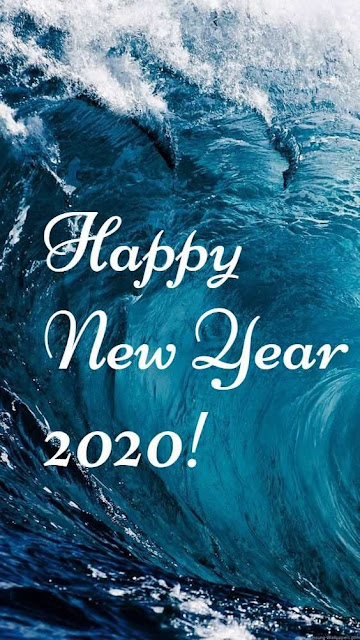 Happy new year 🎉🎈🎉🎉 2020  welcome with positive thought images