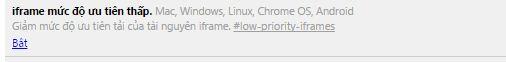 8 tùy chọn ẩn để tăng tốc Google Chrome có thể bạn chưa biết
