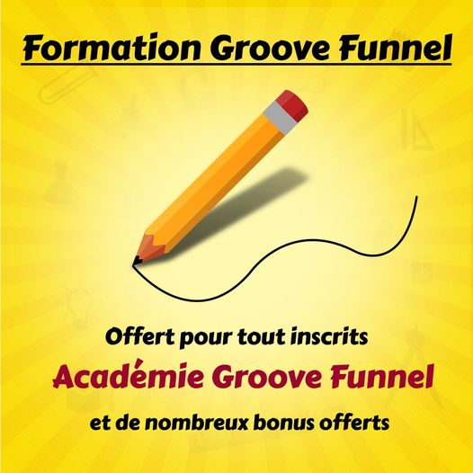 FORMATION GROOVE FUNNELS