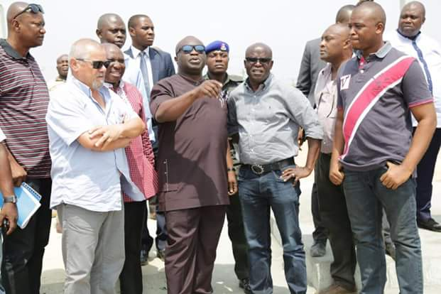 Gov. Ikpeazu to contractors ;accelerate all road projects