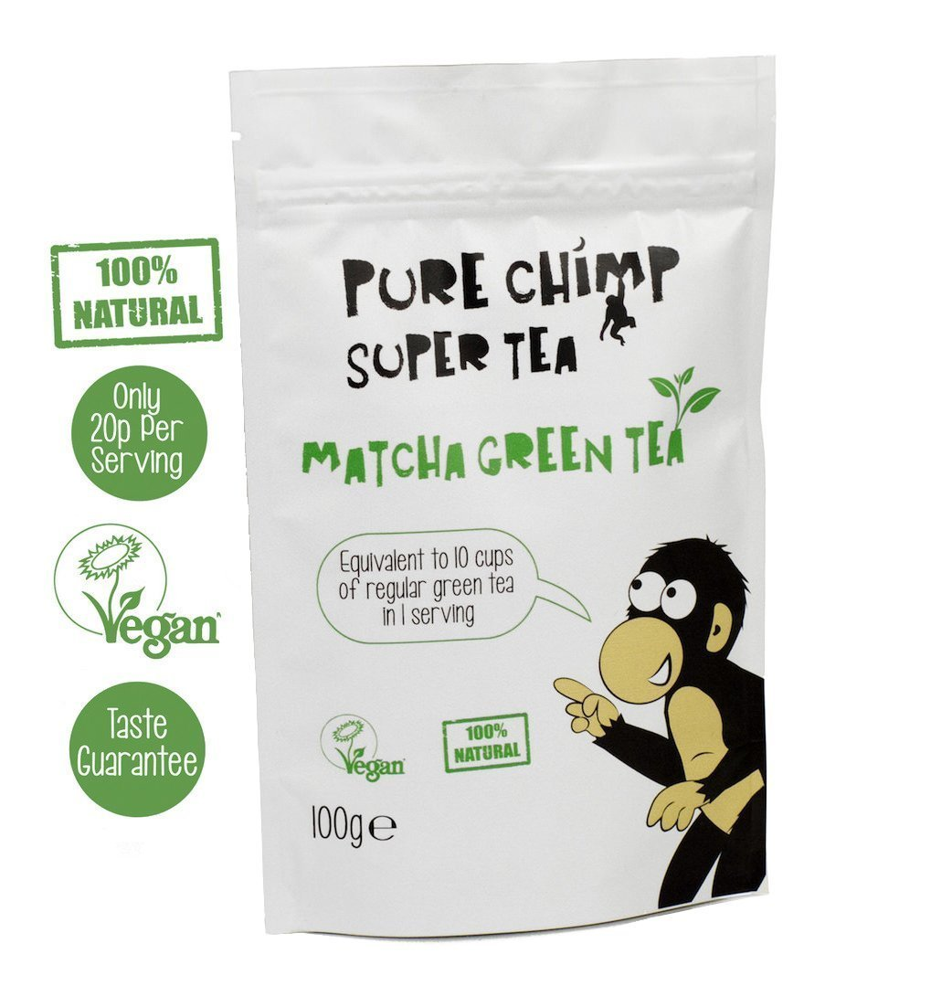 Purechimp Super Tea