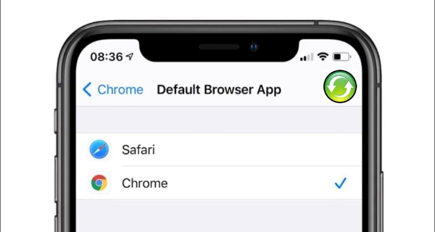 كيفية تعيين Google Chrome كمتصفع افتراضي بدلا من سفاري على أجهزةiPhone و iPad