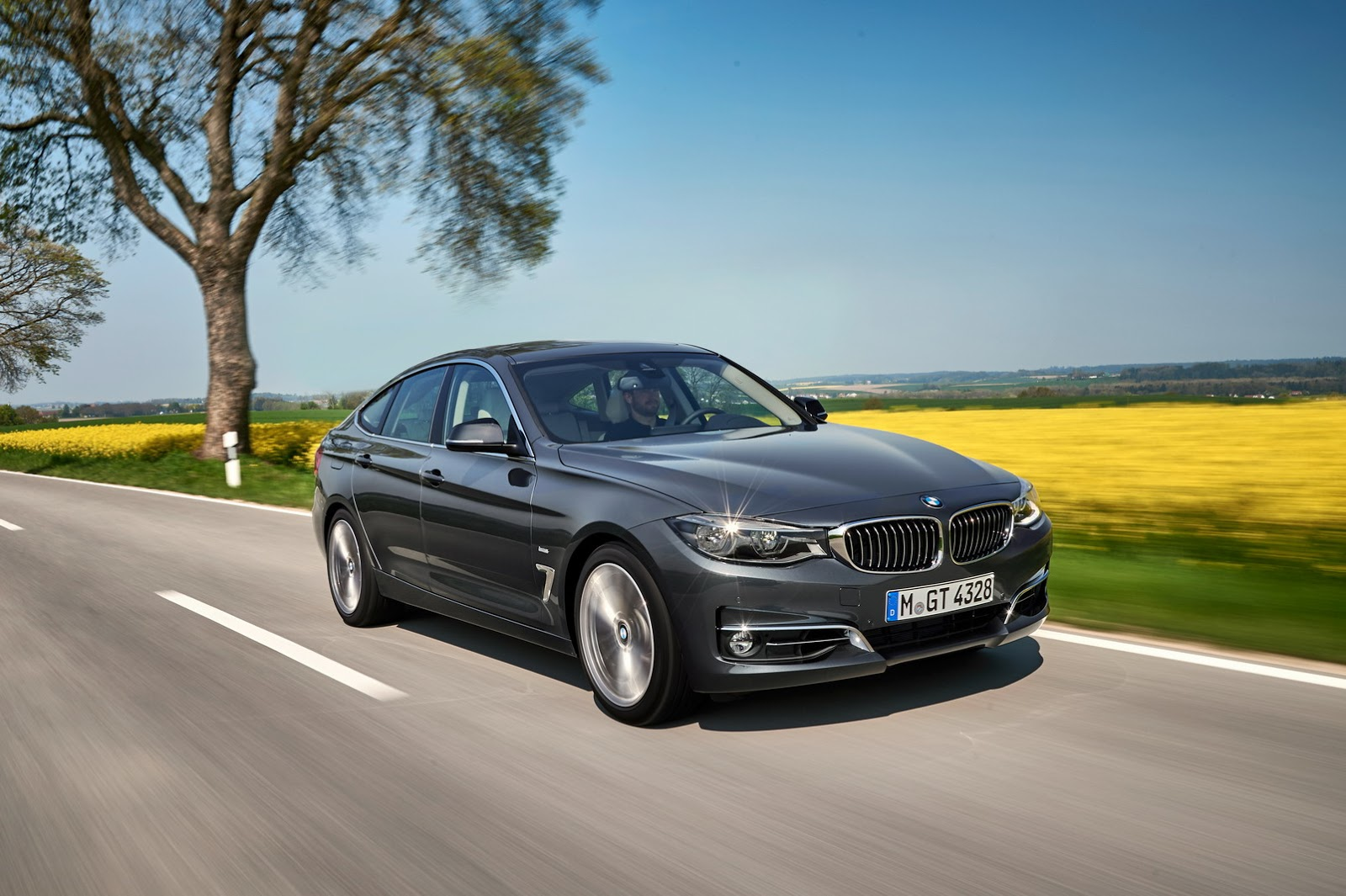 2017 bmw 3 series gran turismo facelift detailed in 60 photos carscoops. Black Bedroom Furniture Sets. Home Design Ideas