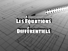 Les Équations Différentiels Première année  BTS : S1