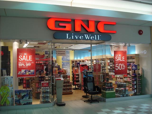 loja suplemento alimentar Las Vegas | GNC