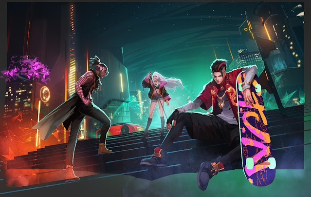 2021 Mobile Legends: Bang Bang 515 E-party