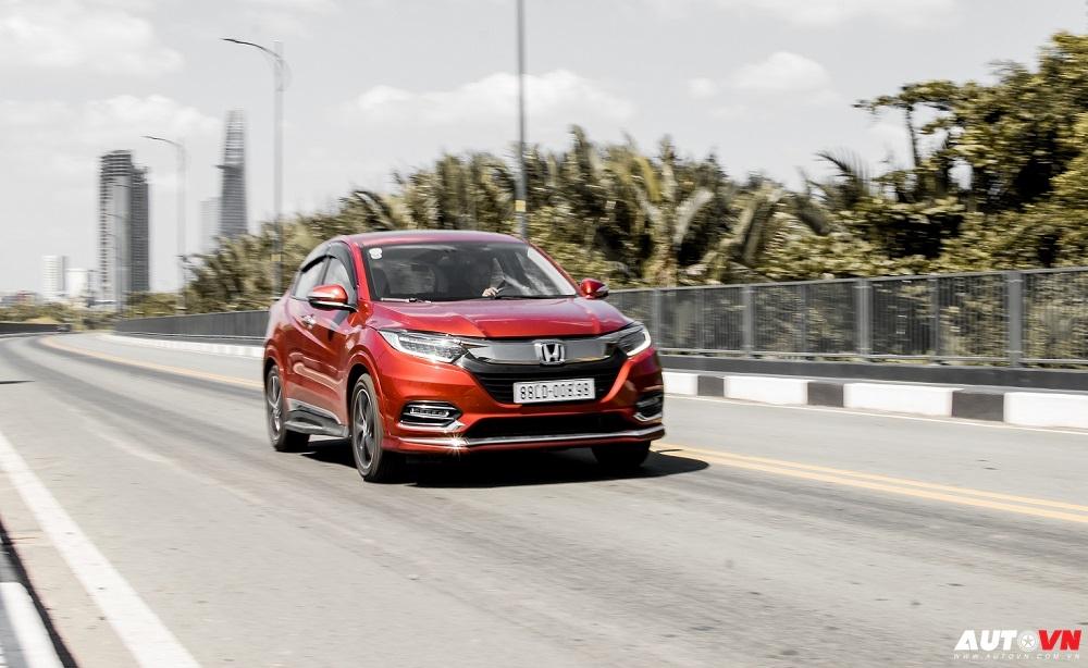 Mua Honda HR-V, nhận ngay quà chất