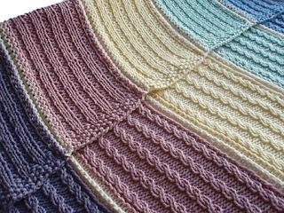 Knitting Work In Progress Pattern Breidan Reversible