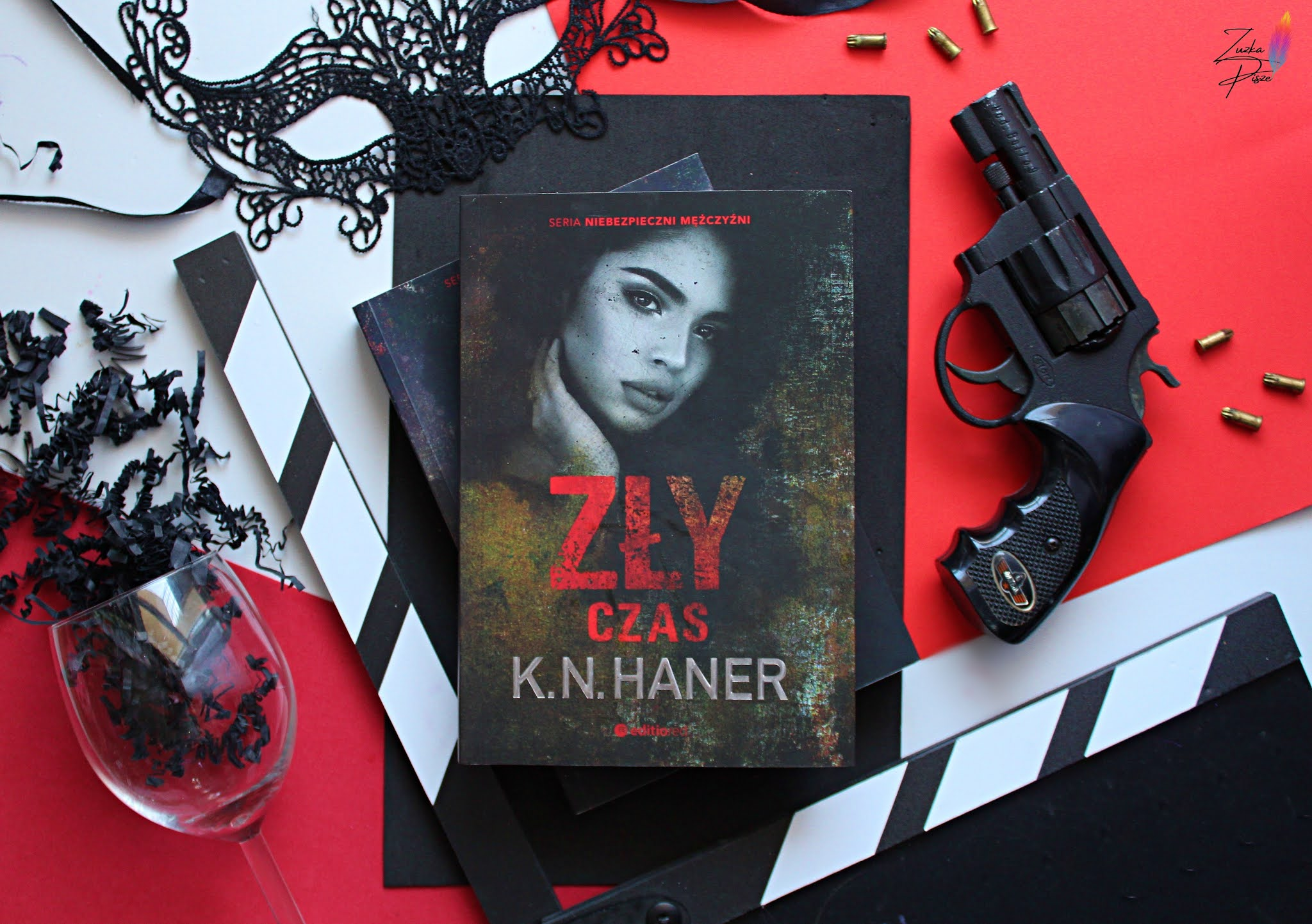 """K.N. Haner """"Zły czas"""" - przedpremierowa recenzja"""