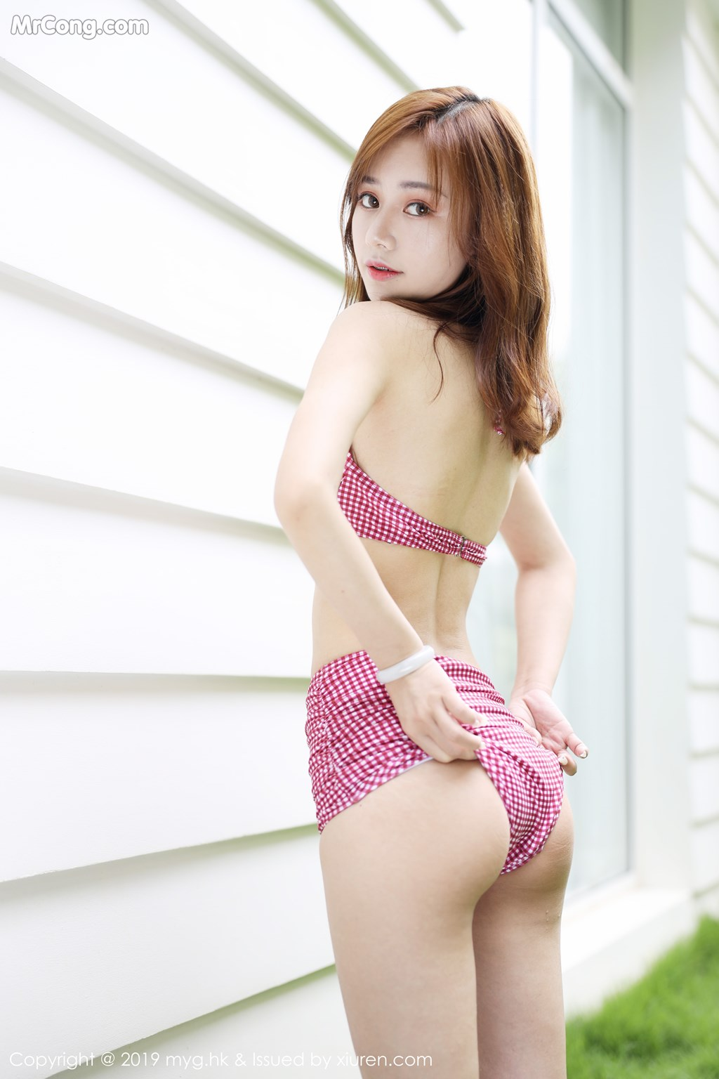 Image MyGirl-Vol.356-real-MrCong.com-015 in post MyGirl Vol.356: 羽住real (55 ảnh)