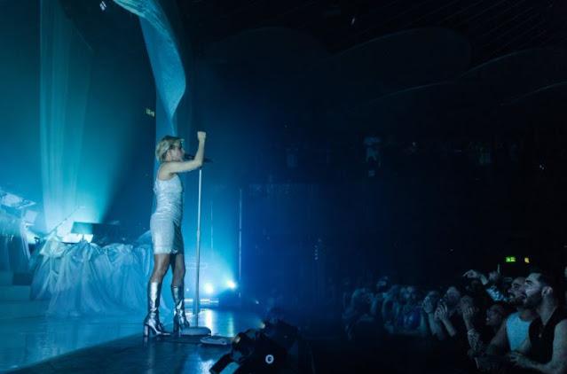 Lady Gaga and Jennifer Lopez sing at Biden's inauguration