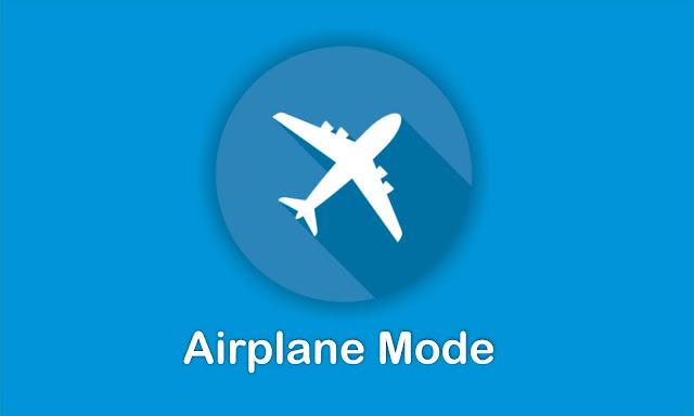 Fungsi Lain Airplane Mode Pada Smartphone Fungsi Lain Airplane Mode Pada Smartphone