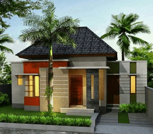 simple house design photos small