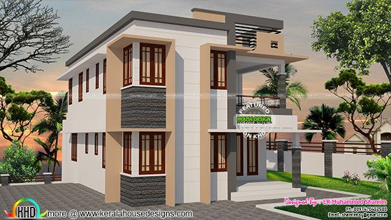 Contemporary House In 7 cent Lengthy Plot with Different Levels